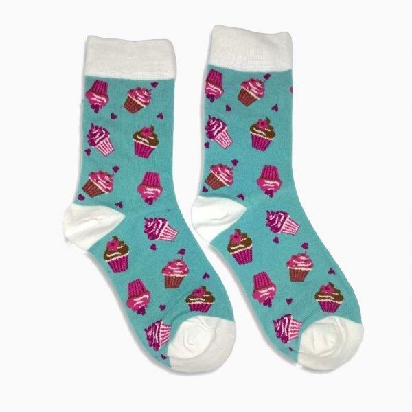 Cup Cake Socks
