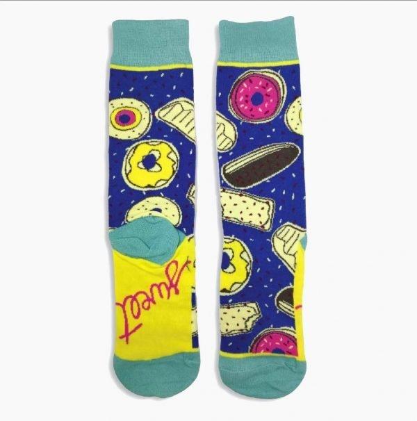 Donut And Cake Socks