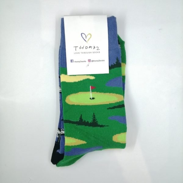 Golf Odd Socks