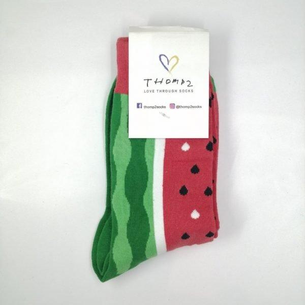 Watermelon Kids Socks