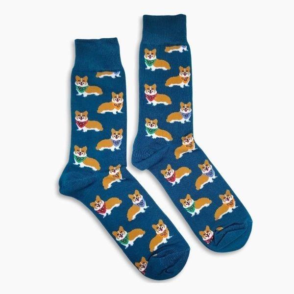 Corgis Socks