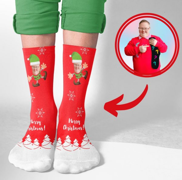 Elf Custom Socks