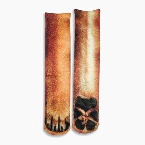 Lion Paw Socks
