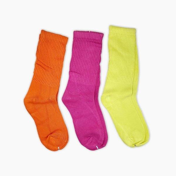 Girls Slouch Socks