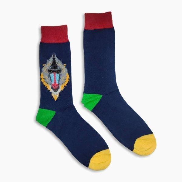 Baboon Socks