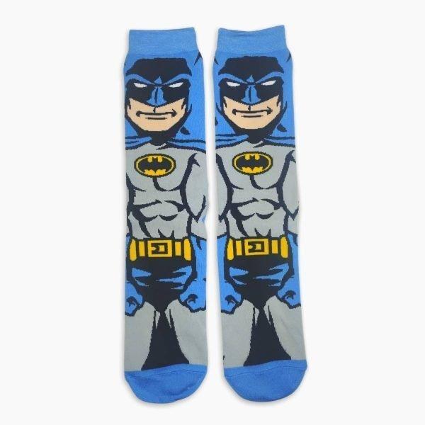 Retro Batman Socks