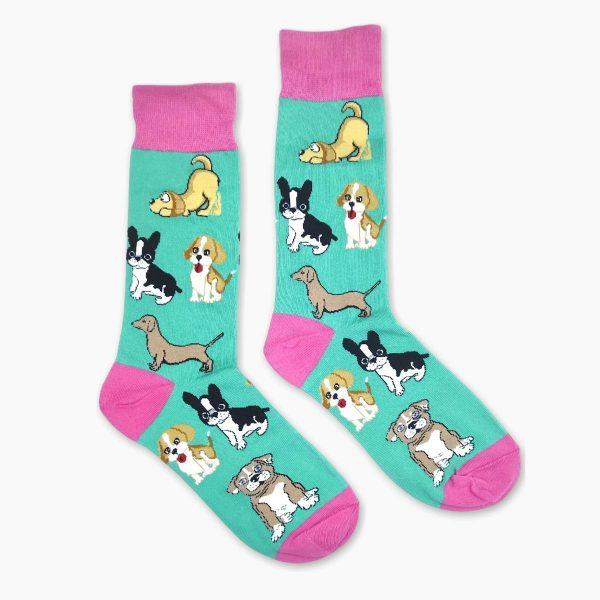 Pack Of Dogs Socks