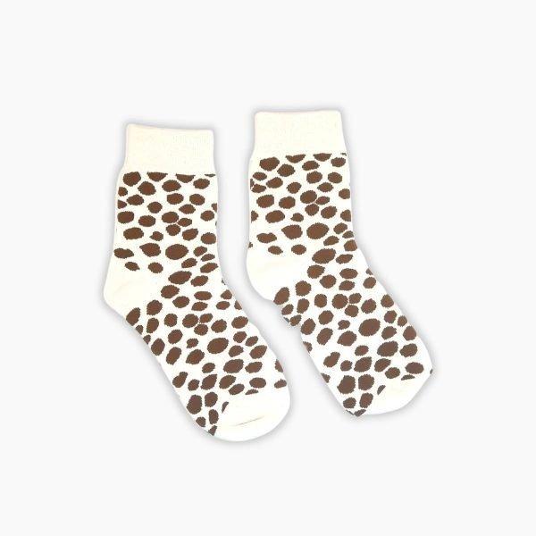 Extra-Thick Polka Dot Socks