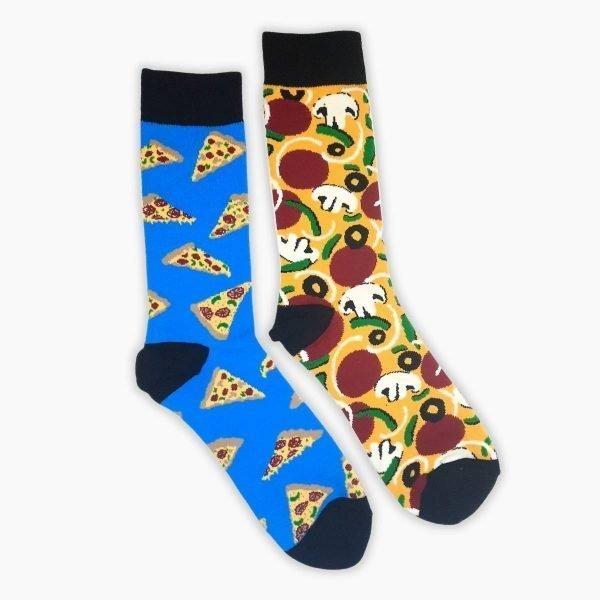 Odd Pizza Socks
