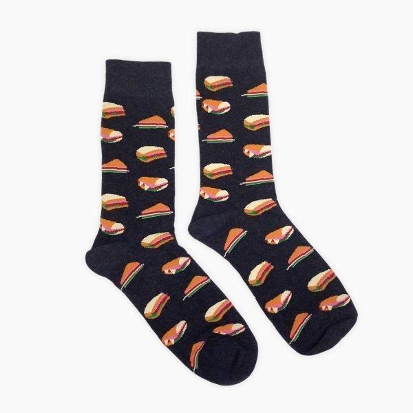 Sandwich Socks