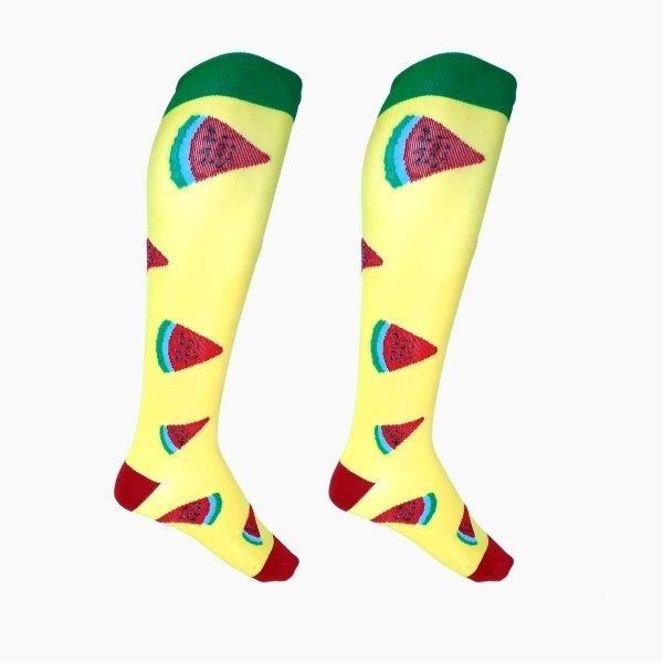 Watermelon Compression Socks