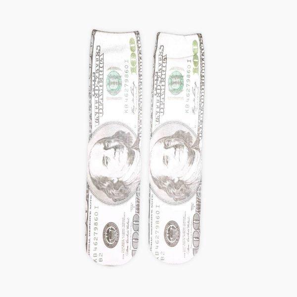 $100 Bill Socks