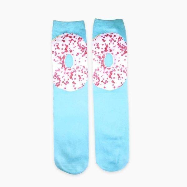 Donut Printed Socks
