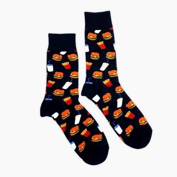 Burger Meal Socks