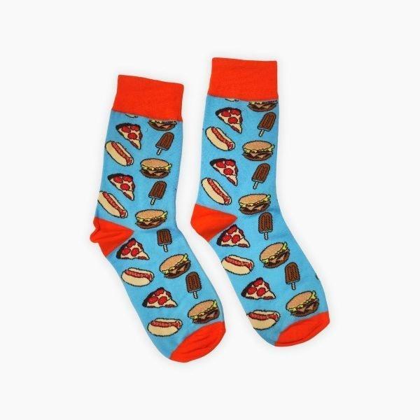 Random Food Socks